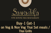 Sawadika - Fine Dining Thai Restaurant