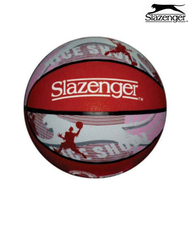 Slazenger V-500 Protage (Red) Basketball