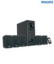 Philips 5.1 DSP35E Home Theater Speakers