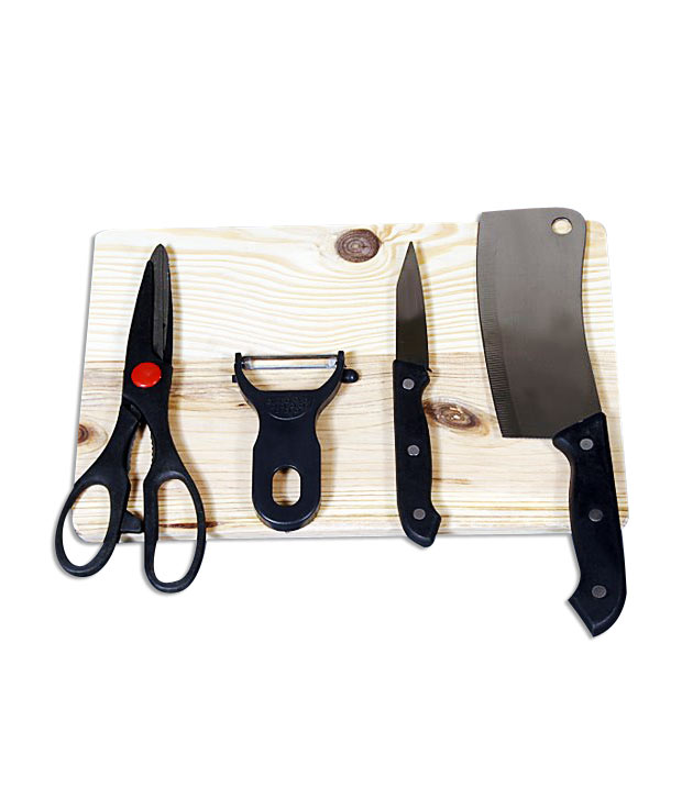 Ideal Home Kitchen Tool Set With Chopping Board