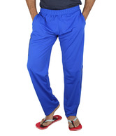 Matter Cool Royal Blue Track Pants