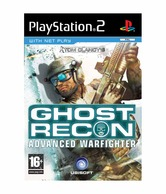 Ghost Recon Adv WarFighter 1 PS2