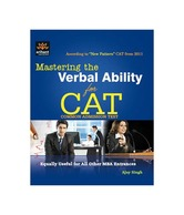Mastering the Verbal Ability for CAT: Common Admission Test
