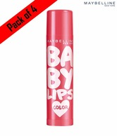 Maybelline Baby Lips Rose Addict (SD pack of 4)