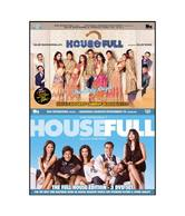 Housefull & Housefull-2(Hindi)[DVD]