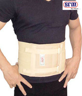 SRM Lumbar Sacro Suport With Buckle