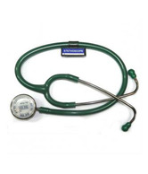 SRM  - Stethoscope Stainless Steel (Green)
