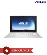 Asus F201-KX033H (Intel  CDC/500 GB HDD/2 GB  DDR3/Windows 8/11.6-inch/ White)