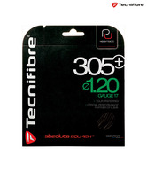 Tecnifibre Pu Black 305-1.20 Single Squash Strings