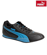Puma Wirko Wn's Ind Black & Blue Lifestyle Shoes