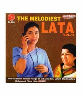 The Melodiest Lata Vol. 11 (Hindi) [Audio CD] (Karaoke)