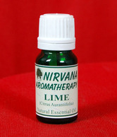 Nirvana Lime Essential Oil - 10 ml