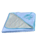 Carter's Blue Baby Wrap