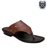 Roony Suave Brown Slippers