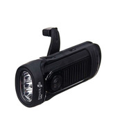 Powerplus Barracuda Solar/ Dynamo Flashlight