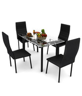 Housefull Bright Dining Set- 4  Seater