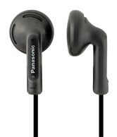 Panasonic In-Ear  Earphone  for Ipod / MP3 player    RP-HV094GU-K