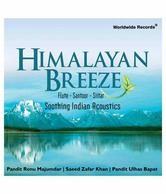 Himalayan Breeze (Instrumental) [Audio CD]
