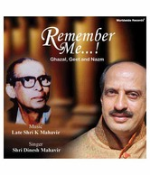 Remember Me (Hindi) [Audio CD]