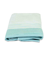 Bombay Dyeing Rigante Plain White Bath Towel