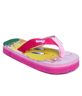 Tweety Adorable Pink Flip- Flops