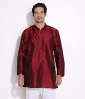 Mark Anderson Red Ethnic Wear