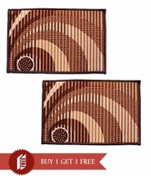 Home Candy Contemporary Design Doormats- Buy 1 Get 1