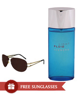 Iceberg Fluid Light Man After  Shave 100 ml-Free Sunglasses