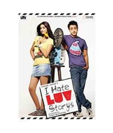 I Hate Luv Storys  (Hindi) [DVD]