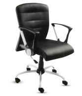 Long Life Executive Low Back  Chair (LLP-58)