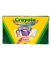 Crayola 120 Ct Crayons