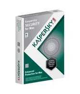 Kaspersky Security for Mac 1 PC 1 Year