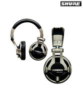 Shure SRH750DJ-A   Professional DJ Headphones