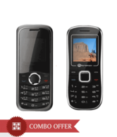 Micromax ColourTech C100 + Tata Indicom Huawei C2930 (Combo offer)