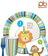 Party Bounty Classy Design Tableware Kit