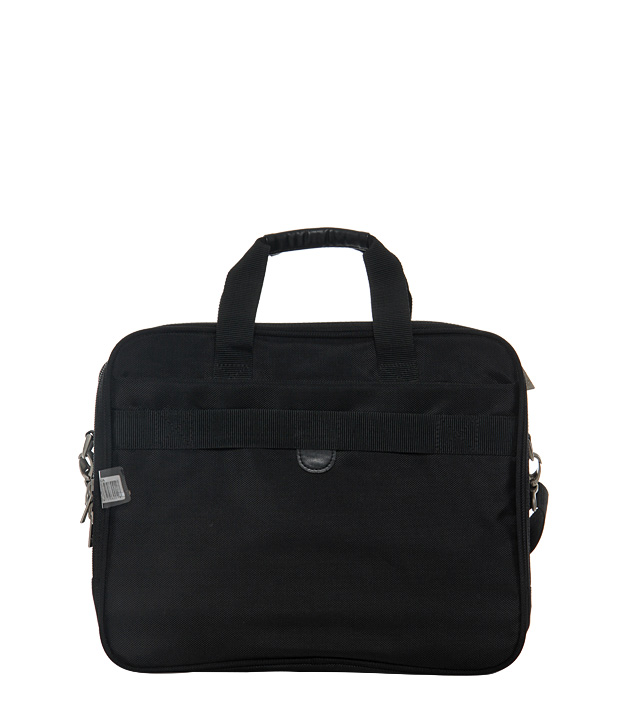 Ambest Laptop Bag-Black & Grey