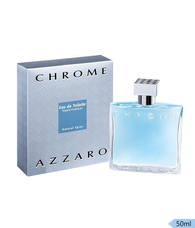 Azzaro Chrome Men Edt 50Ml