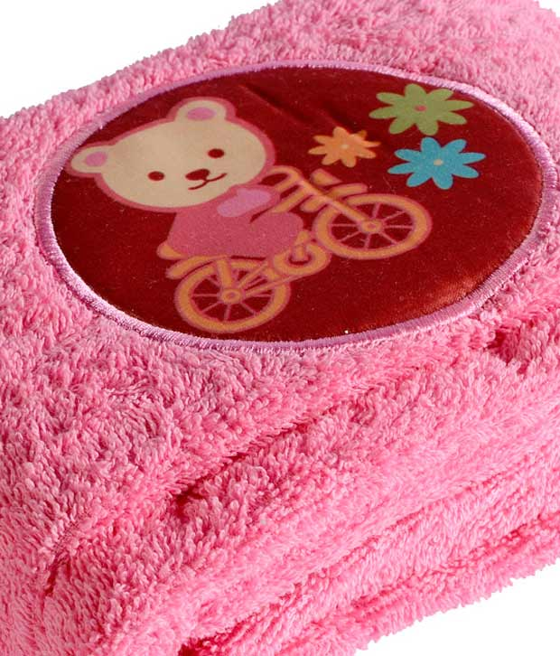 Bombay Dyeing Bear Towel