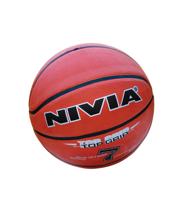 Nivia Top Grip Basketball Size -7 (BB-195)
