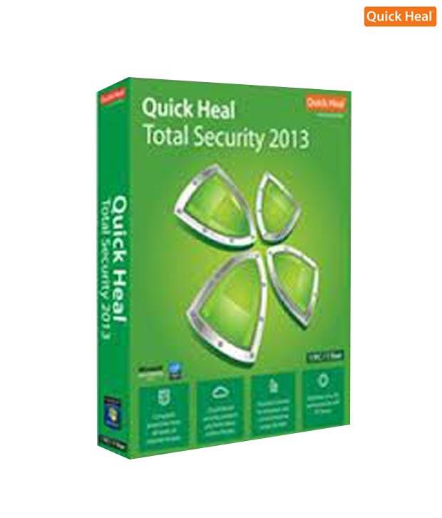 Quick Heal Total Security 2013 (3  User)