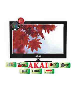 Akai 22 inch HD LED TV LED22D04