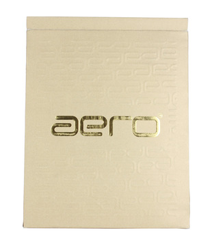 Aero Ipad Cover -Black