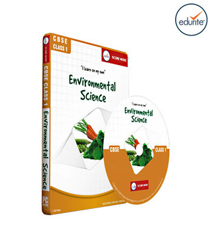 Edurite CBSE Class 1 Environmental Science (1CD Pack)