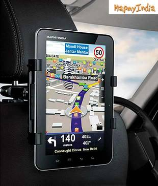 MapmyIndia - Carpad - 7'' Touchscreen (Car Kit worth Rs 6990 Free !)