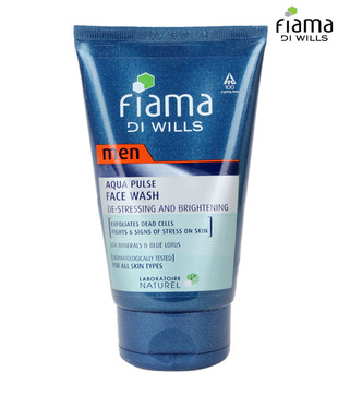Fiama Di Wills Men Aqua Pulse Facewash 50Gmd_Discontinued