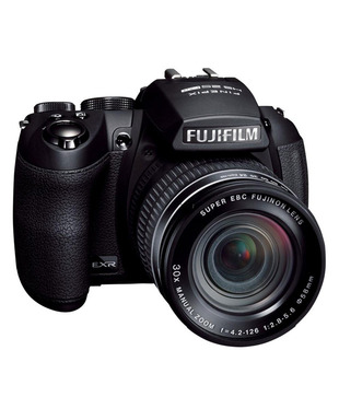 Fujifilm Finepix HS25 16MP Semi-SLR Camera (Black)