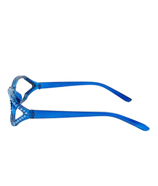 Isabelle Attractive Blue Crystal Frame For Kids