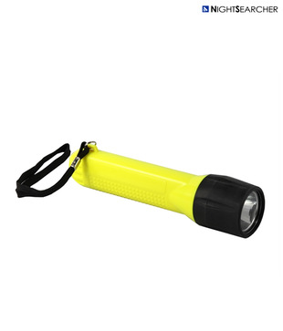 Night Searcher Intrinsically Safe LED Flashlight EX60 ATEX
