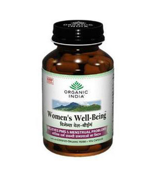 Organic India Women's Well Being Combo - 3 X 60 Capsules