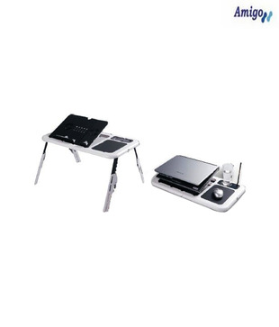 Amigo Laptop Table LD09B (Black)